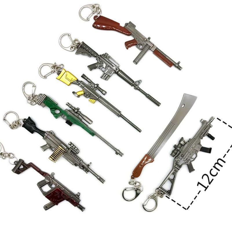 Tim Milyar Gun Key Chains Awm Playerunknown S Battlegrounds Role