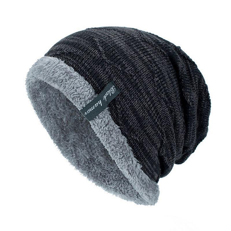 6e8fc8874f6f0 2019 Wholesale Fashion Winter Hats For Women Men New Style Winter ...