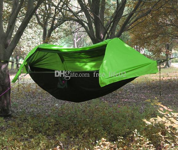 Medium image of cloth hammocks manufacturers outdoor widening   wholesale portable single hammock swing inflatable tents cheap tents uk from free life02  120 61  dhgate