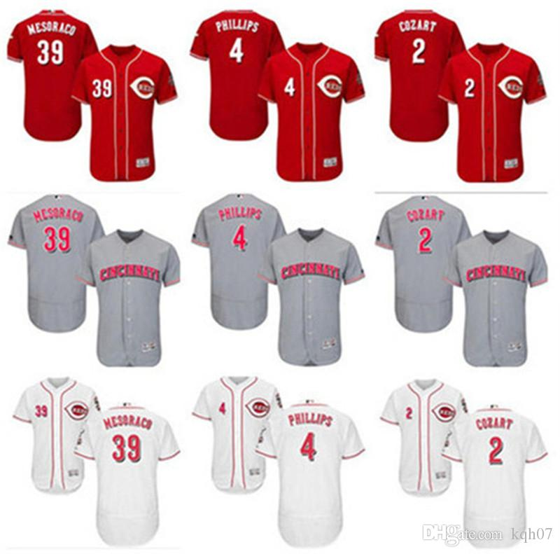 b9818d81a top quality 2018 2018 custom mens women youth cincinnati reds jersey 39  devin mesoraco 2 zack