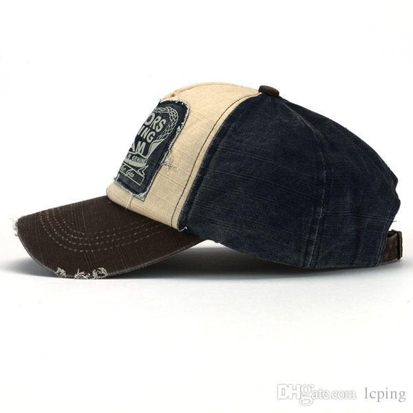 2018 marka tasarımcısı şapka beyzbol şapkası Nakış Moda şapkalar erkekler için rahat kemik snapback beyzbol şapkası kadın vizör gorras casquette ...