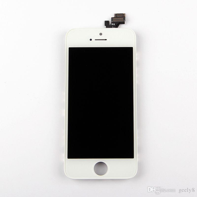 High Quality Mobile Phone LCD Display For Iphone 5G LCD Display Touch Screen Digitizer Replacement Assembly Parts