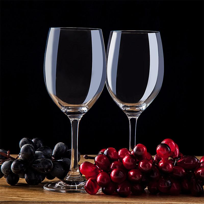 2018 wineglass christmas decorations for home wedding wine glasses lead free high red wine glass cup with two loaded from galry 5196 dhgatecom
