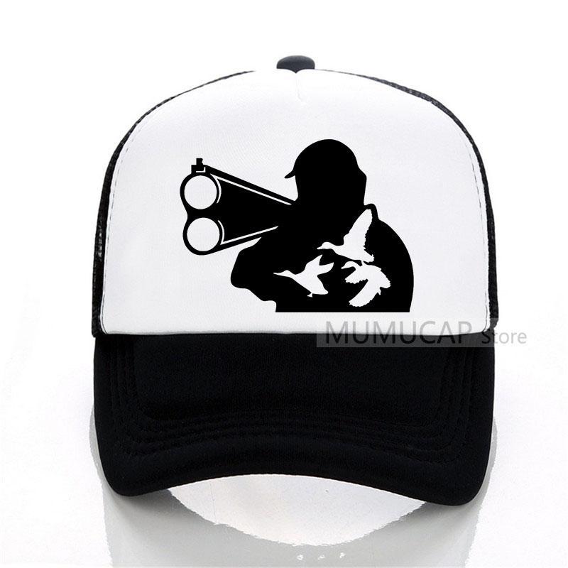 Compre Hunter Wild Duck Hunting Gorras De Béisbol Hombres Mujeres Summer  Trucker Sombreros Gorra De Malla Impresa Hot Hunting Snapback Hat A  15.52  Del ... 6dc80a3f090