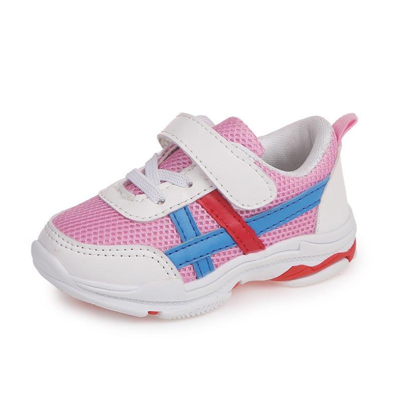 0821684c3da0 2018 New Hot Children Sport Running Sneakers for Girls Boys Kids ...