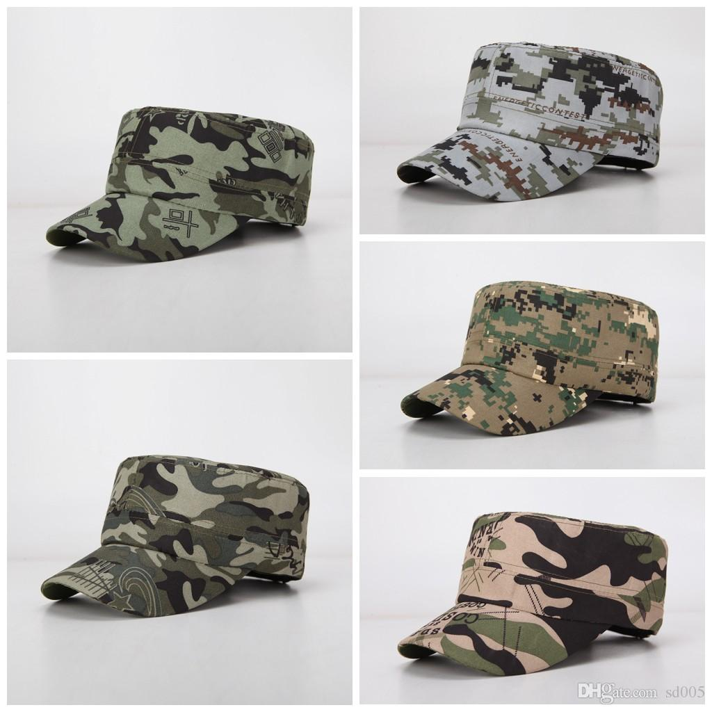 aaeea064849 ... new zealand camouflage baseball caps sweat uptake breathable men women  hat soft cotton flat top cap