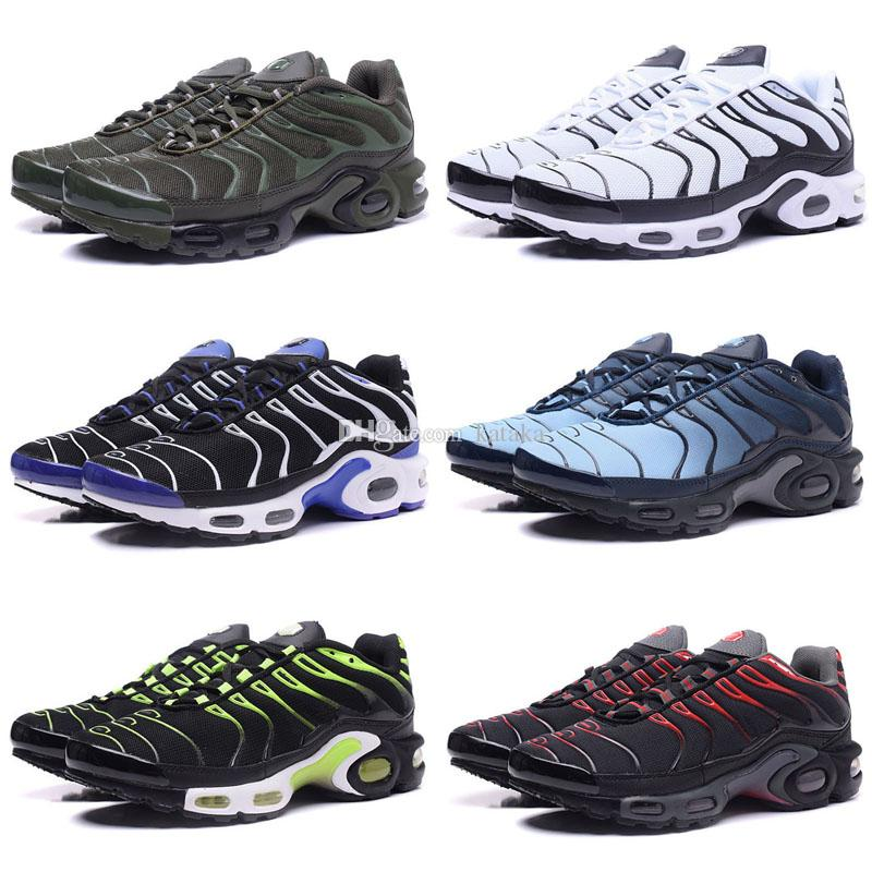 c2d1ec16dd9 Wholesale 2018 Men Requin Pas Cher Fashion Tn Running Shoes Sales TOP  Quality Cheap France Basket Tn Requin Chaussures Size 40 46 Sports Shoes  Running Shoes ...