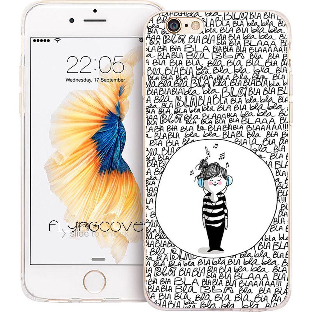 77952472307 Personalizar Carcasa Jump La Volatil Fundas De Shell Fundas De Silicona  Clear Soft TPU Para IPhone 10 X 7 8 Plus 5S 5 SE 6 6S Plus 5C 4S 4 Funda  Para ...