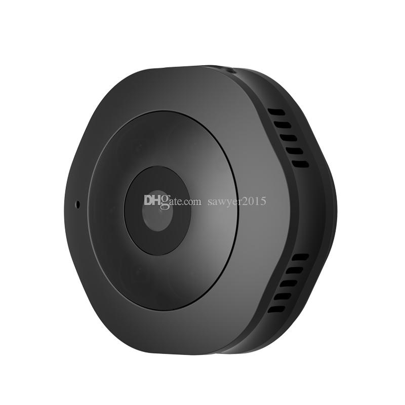 H6 HD WIFI كاميرا 1080P IP الهواء الطلق تحت الحمراء للرؤية الليلية كاميرا كشف الحركة الرياضة DV المحمولة الدراجة كاميرا صغيرة DVR منزل كاميرا الأمن