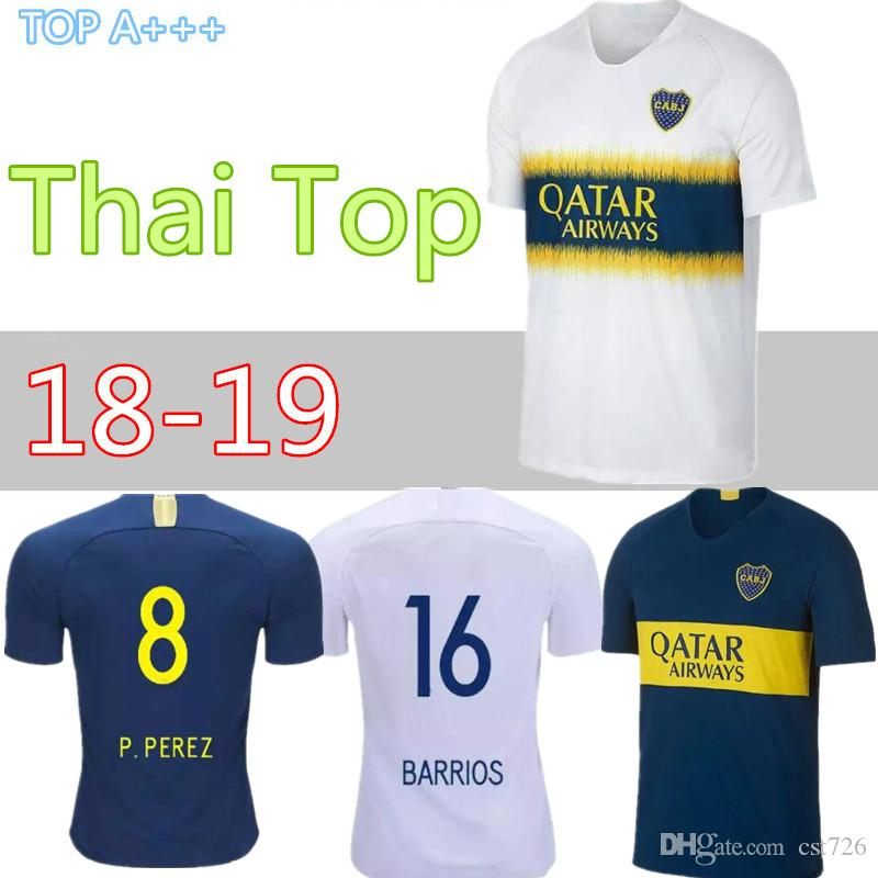 517b903384f Thailand AAA Quality 2018 19 Argentine Super League Boca Juniors ...