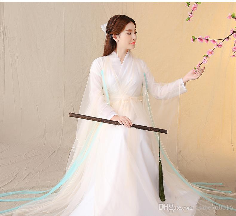 Chinese Ancient Costume Dress Cosplay Costume Chinese Traditional Dress Skirt Ancient Tang Dynasty Hanfu Womens Hanfu Dresses P Party Costumes Women Group Costumes From Isabella0616 40 66 Dhgate Com