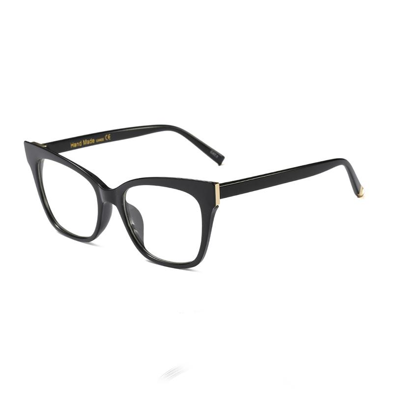 7beedaff7f2 2019 Mincl Cat Sexy Women Myopia Glasses Frame Retro Comfortable Reading Glasses  Frame Cat Lady Graduation Optical From Melontwo