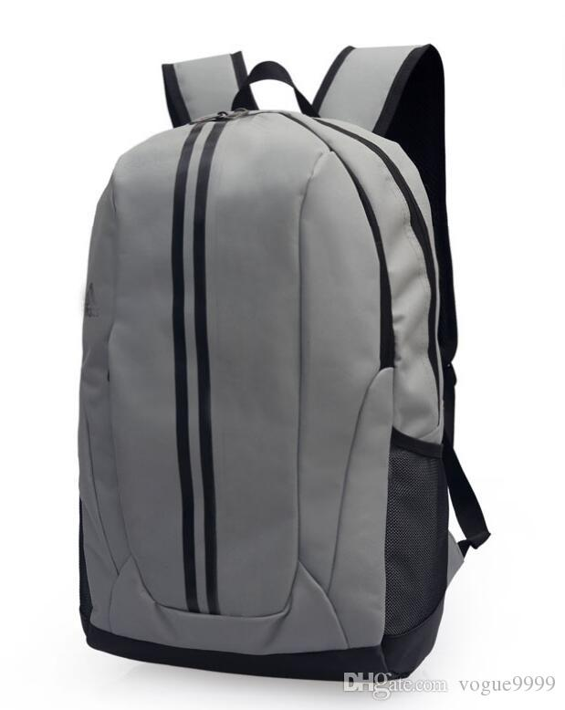 82509480ced6 Wholesale New ADIDAS Backpacks Fashion Brand Name Travel Bag School  Backpacks Big Capacity Tote Shoulder Brand Name Bags Tactical Backpack Ogio  Backpack ...