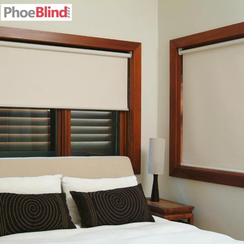Custom Made To Order Blackout Bedroom Blinds Roller Blind Tube Blind Adorable Blackout Bedroom Blinds