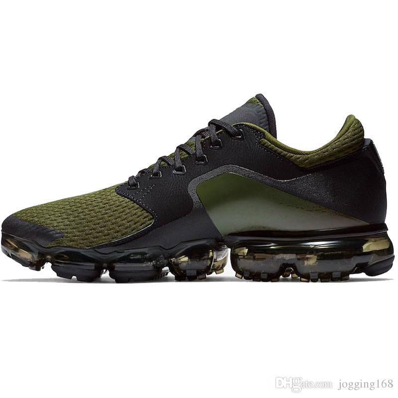 2018 Best Vapormax CS Black Coms V 2.0 Men's Casual Shoes Women's Cushion Shoes Men's Trainers Racing Shoes outlet visa payment For sale online RNuGmH