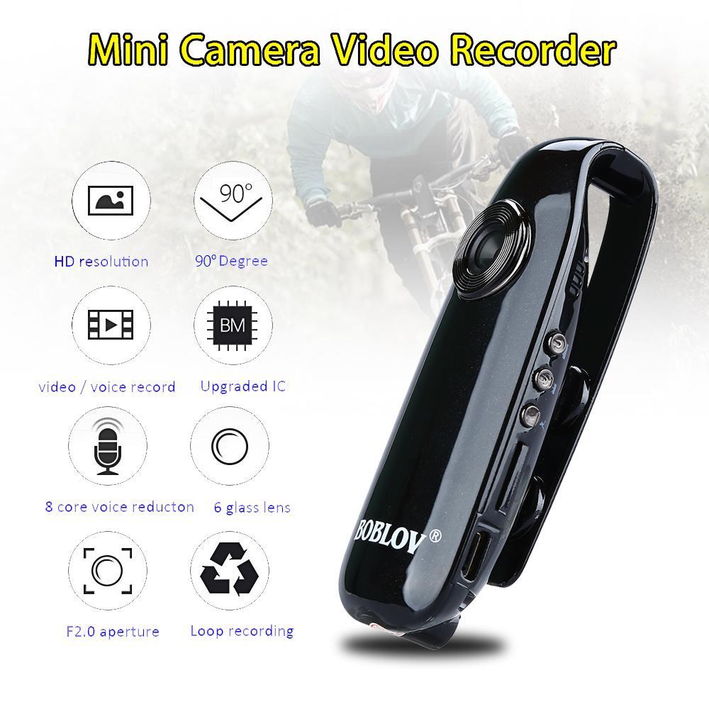 Boblov Idv007 Full Hd 1080p Mini Dv Camera Dash Cam Wearable Body Xiaomi Yi Dome Home Cctv 360 Vision International Mmc 32gb Bike H264 Camcorder Online With 4559 Piece On