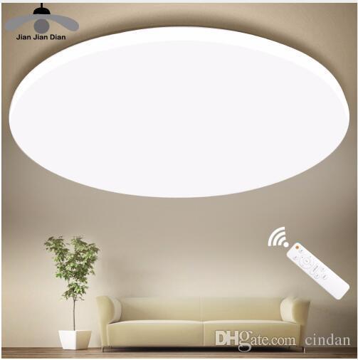 Großhandel Ultradünne LED Deckenleuchten Deckenleuchte LED Moderne ...