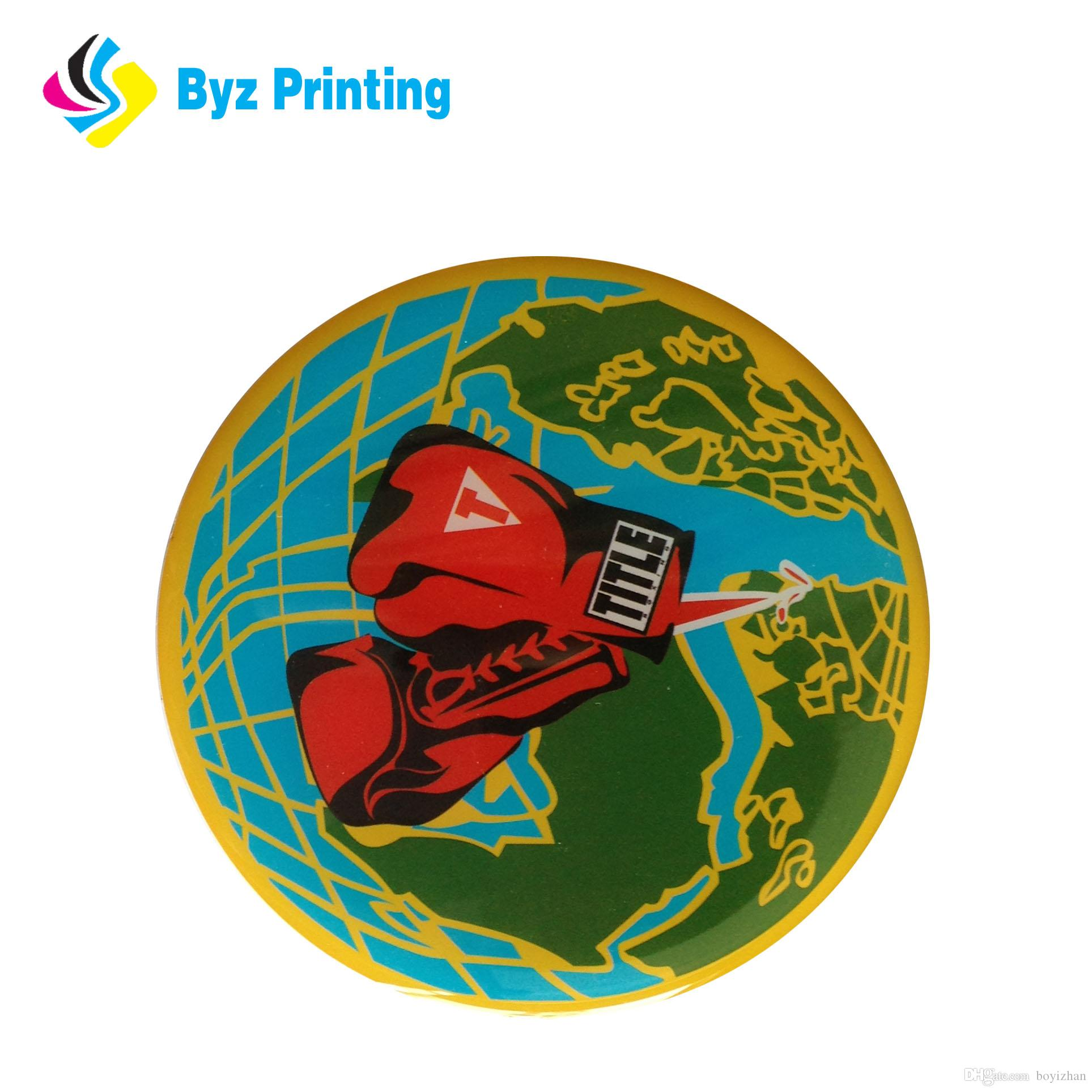 Full color high quality custome 3d reward epoxy resin sticker printing wholesale