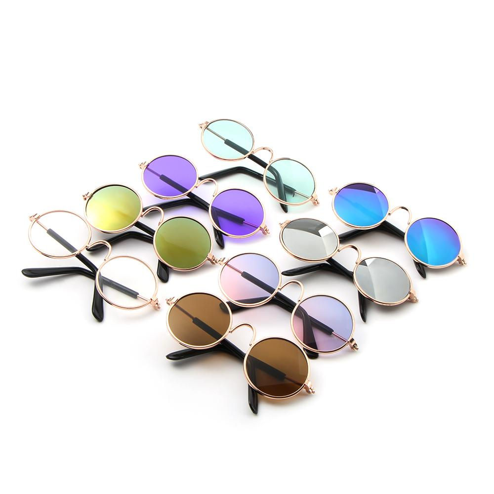 Fashion Pet Cat Dog Sunglasses Glasses Eyewear Cool Grooming Photos Props Pet Lovely Accessories