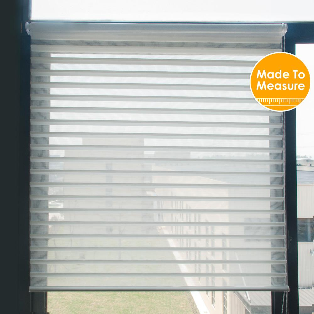 home fabric shades lowes com roller blinds vinyl levolor treatments decor pl room darkening at cordless shop window shade