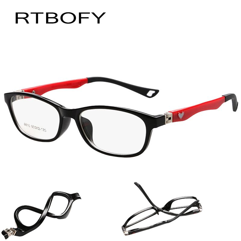 9b7dd808229 2019 2017RTBOFY New Brand Children Optical Glasses Frames Boys Girls Eyeglass  Frames Vintage Reading Glasses Myopic Lens FrameJR 8810 From Fashionkiss