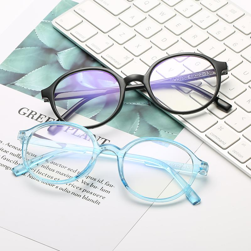 aa94c65ec99 2019 2018 Fashion Women Glasses Frame Men Eyeglasses Frame Vintage Round  Clear Lens Glasses Optical Spectacle From Alley66
