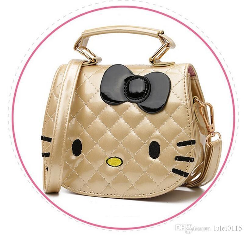 Cheap Price Hot Sale Women 2018 Bags SUPER CUTE Hello Kitty Bags Women  Girls Children Mini Light Shoulder Handbags Crossbody Bags Designer Handbags  ... afe9e4e1c20ce