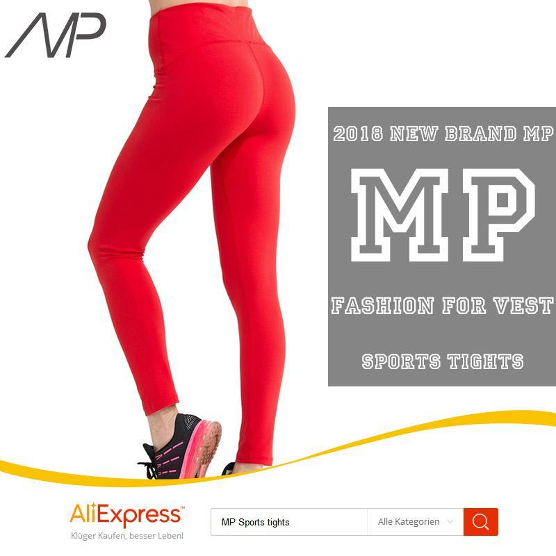 e0fc63fed1760 2019 In 2018 MP Hot Best Wholesale Gym Sports Yoga Legging High Waist Solid  Brushed Signature Bulk Legging Pants Yoga Running From Sunnystars, ...