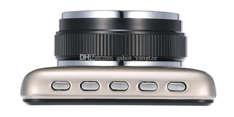 "2Ch 3.7"" screen Jieli car DVR recorder auto video camera vehicle windshield video dashcam 140 degrees wide view angle car black box"