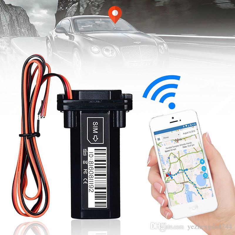 Auto Car Security Alarm System With Gps Tracking Smart Phone Start Stop Keyless Entry Remote In Burglar From