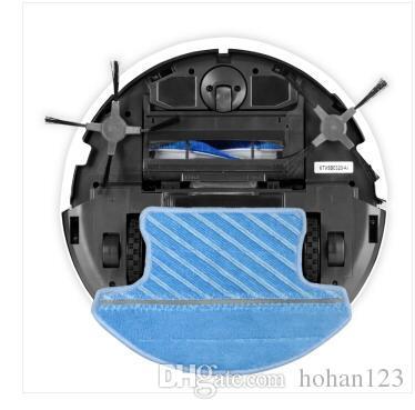 original accessories of QQ6robot vacuum cleaner for AUTO floor robot vacuum cleaner side brush +mop + HIPA
