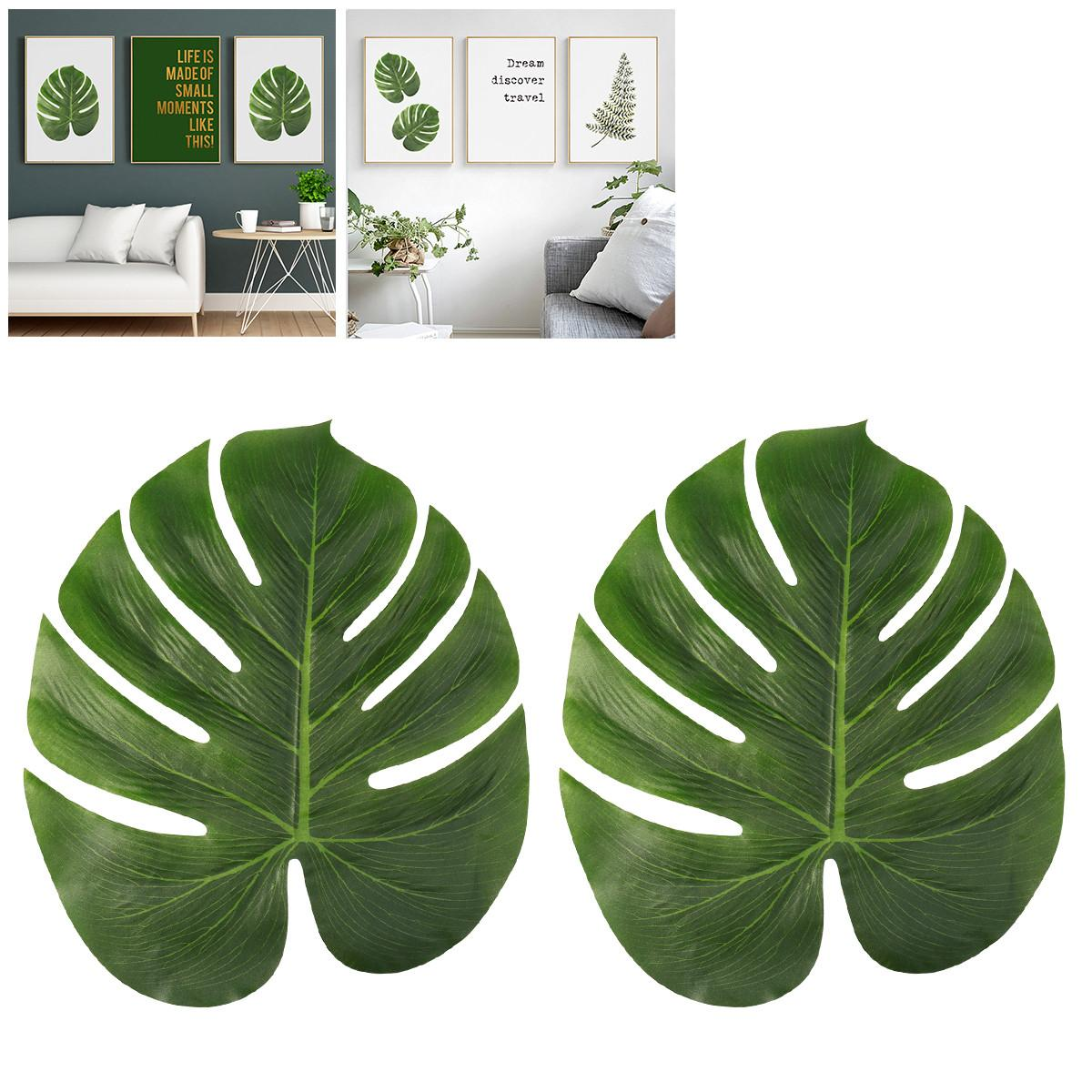 2018 35x29cm artificial plant turtle leaves artificial plants fake