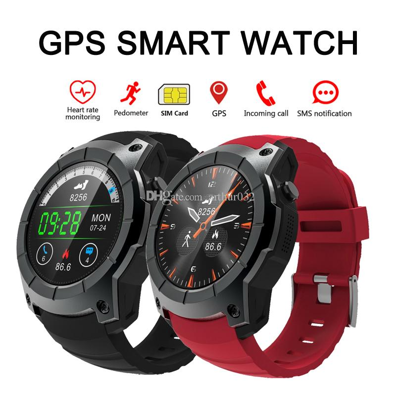 6d11941e3 S958 Smart Watch Sports Waterproof Heart Rate Monitor GPS 2G SIM Card  Communication Smart Watch Compatible For Android IOS Smart Watches Reviews  Smartwatch ...