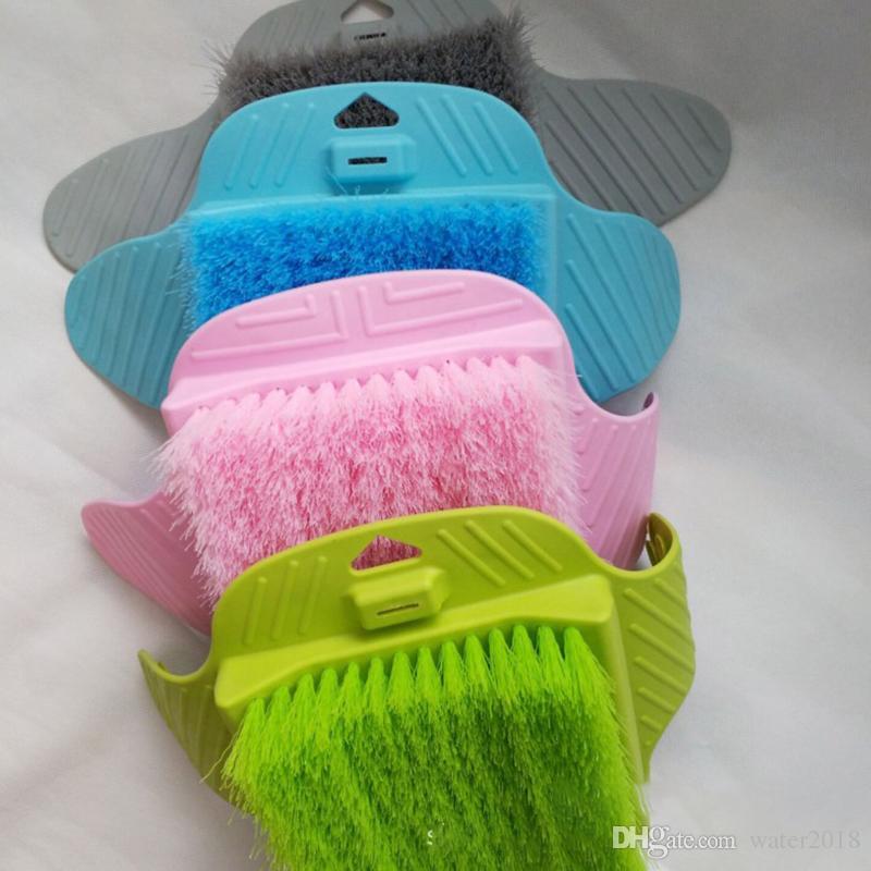 Ноги ванна душ кисть спа стиральная машина очиститель поломоечные массажер обувь с присоской, можно повесить 293