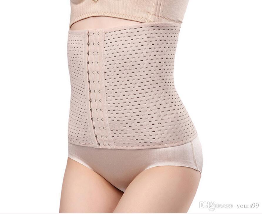 8 크기 바디 수트 여성 허리 트레이너 슬리밍 Shapewear 교육 코르셋 Cincher 바디 셰이퍼 Bustier Belly 슬리밍 벨트 무료 배송
