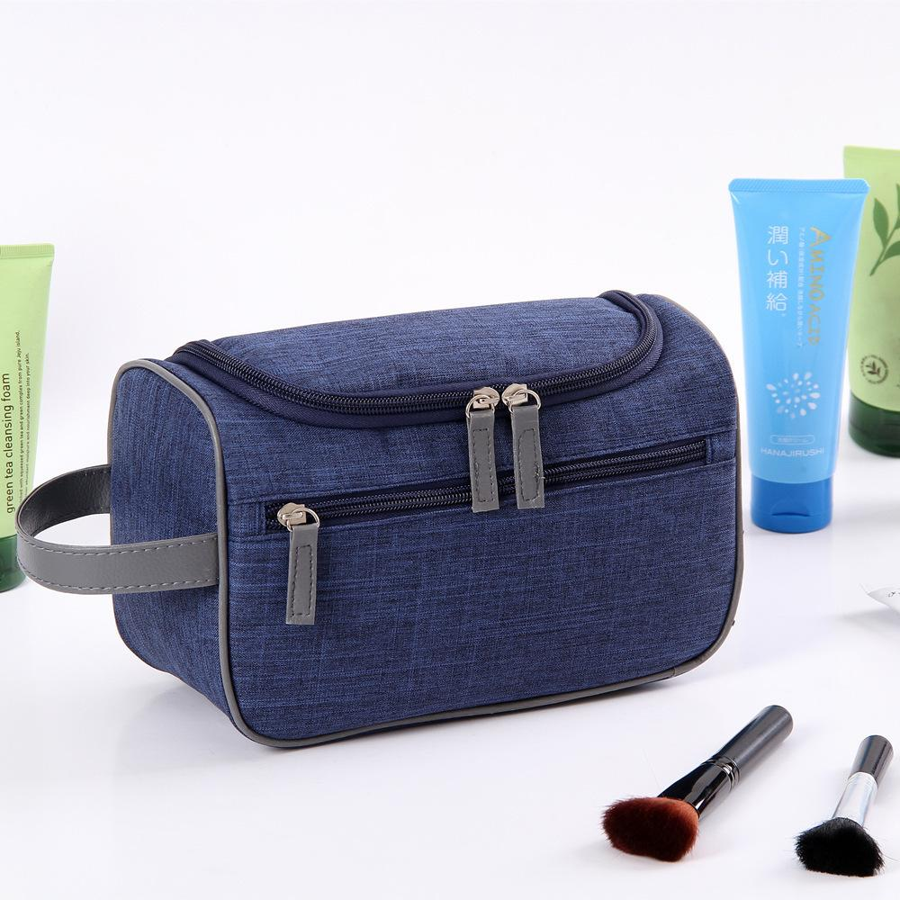 1315a1b203 2019 Hanging Toiletry Bag Travel Organizer Cosmetic Makeup Bag Case For  Women Men Kit With Sturdy Hanging Hook Waterproof Foldable Travel Pouch  From ...