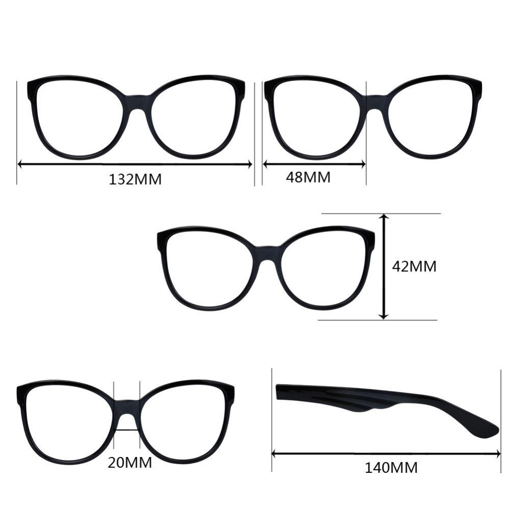 Vintage Männer / Frauen Dünne Metall Brillengestell Brillen Rahmen Brillen Metallrahmen Gläser Online Runde Brille Klare Linse Optische