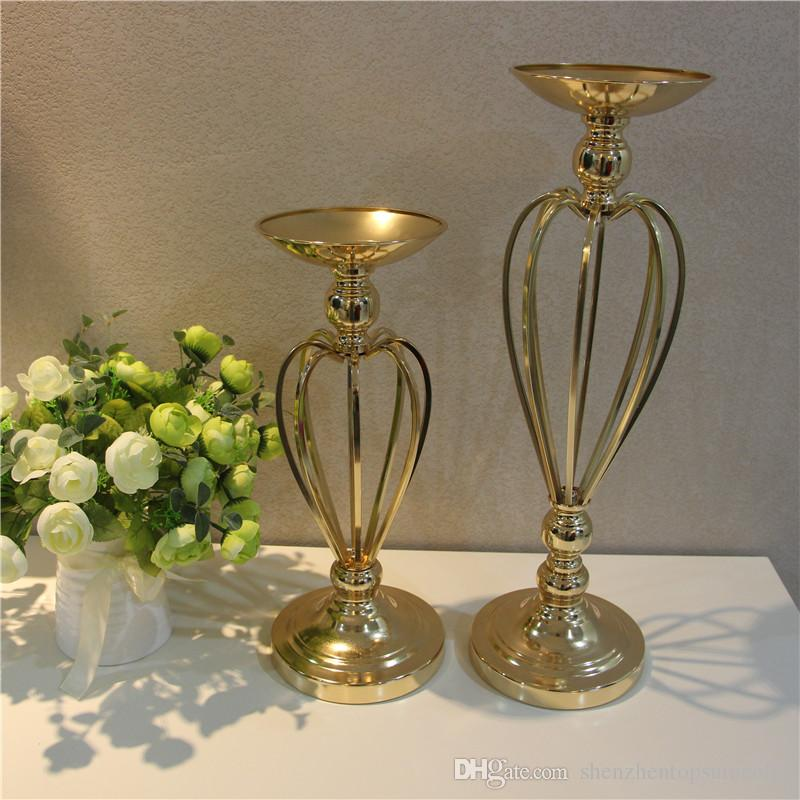 Großhandel Hochzeitsparty Weihnachten Kerzenleuchter Taper Candle ...