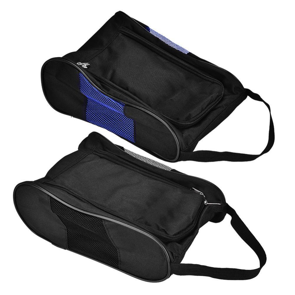 Travel Storage Bag Nylon 4 Colors Portable Storage Shoe Bag Multifunction Travel Tote Storage Case Organizer Fishing Bags Durable In Use Storage Boxes & Bins