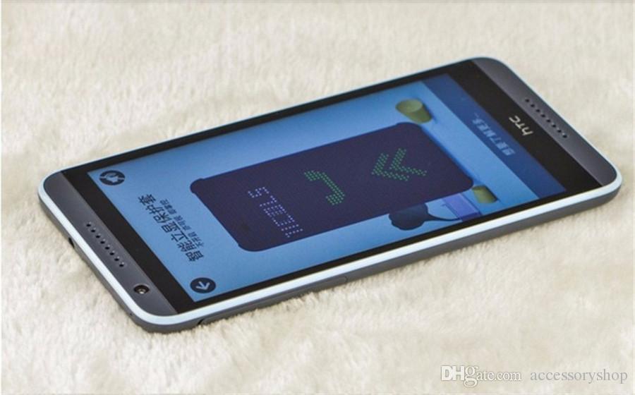 Überholte ursprüngliche HTC Wunsch 820 4G LTE Doppel-SIM 5.5 Zoll Octa Kern 2GB RAM 16GB ROM 13MP Kamera setzte androides intelligentes Telefon DHL frei