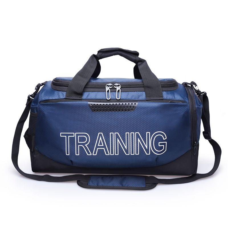 73a709b0542 LEZAIJIONGTU Big Capacity Training Gym Bag Waterproof Sports Duffels ...