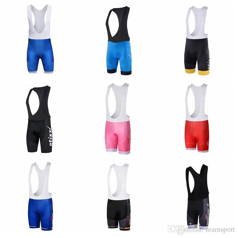 QUICK STEP Team Cycling Bib Shorts Pants Wholesale--high Quality ... 2e254e8dd