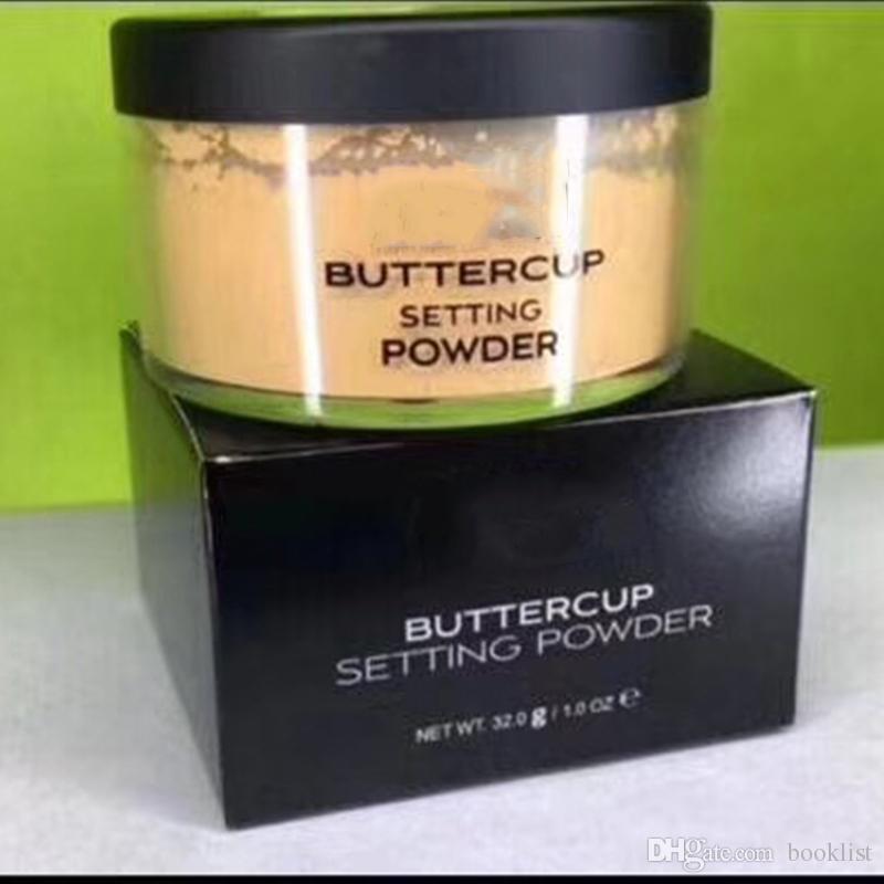 고품질! 뜨거운 판매 Sacha Buttercup Sacha 미나리 아재비 화장 파우더 메이크업 SACHA 파우더 DHL 무료 배송