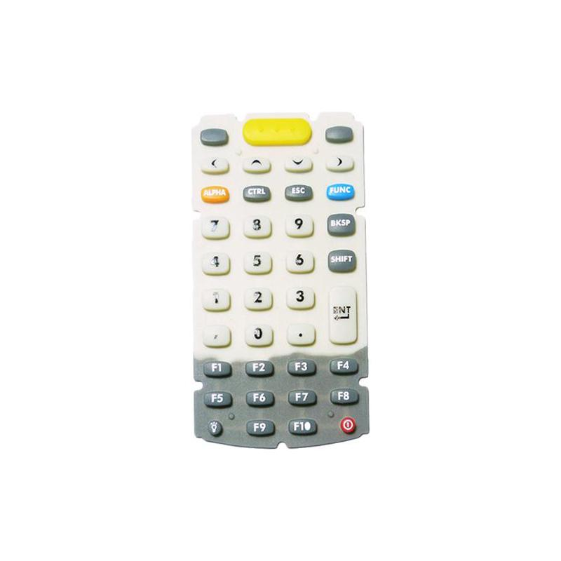 SEEBZ 5pcs/1lot Barcode Data Collection Terminal 38Keys Keypad For Motorola Symbol MC3000 MC3070 MC3090 MC3190