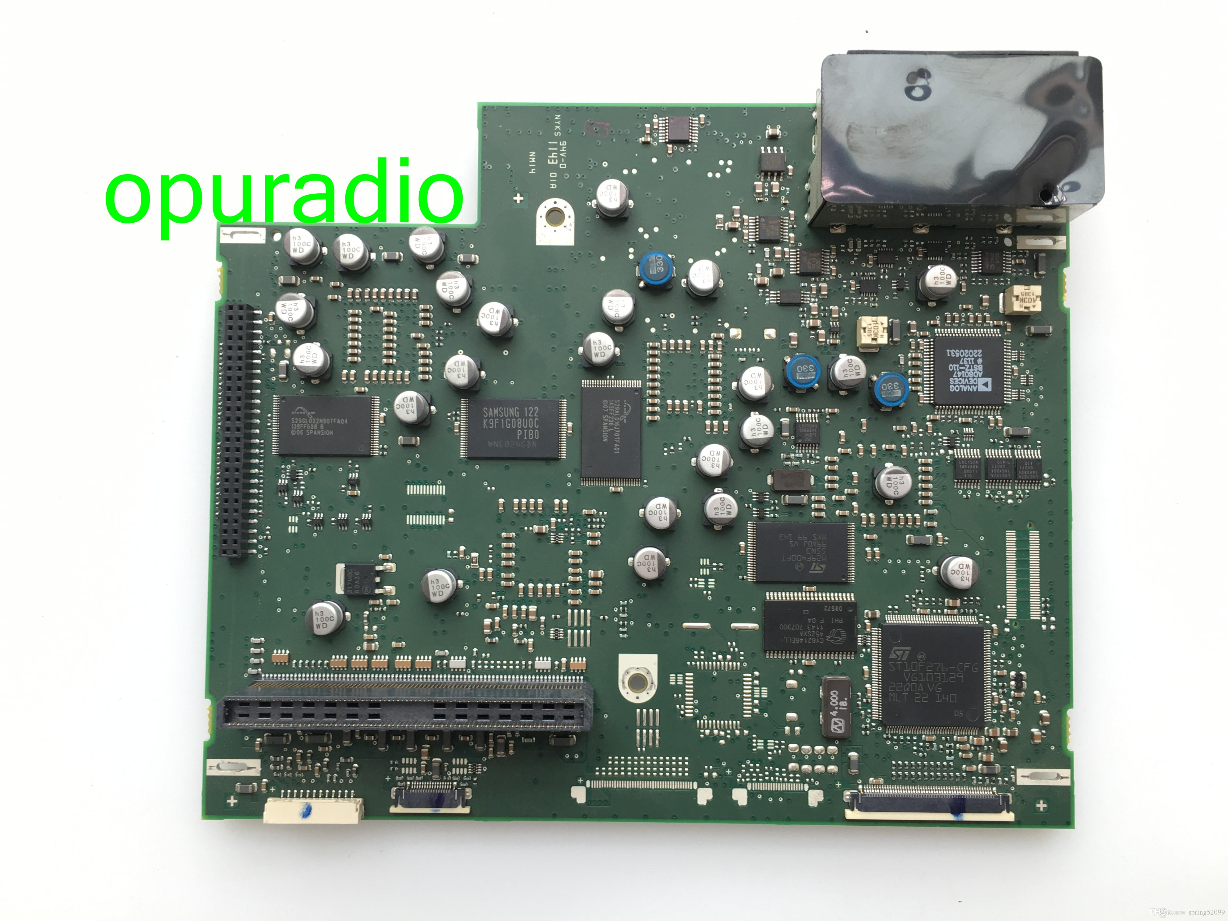 Vw Rns510 Bluetooth Radio Wiring Electrical Diagram Schematics Isuzu Red Gray Mainboard New Style With Code For Volkswagen Led Navigation Car Audio Systems Harley Davidson