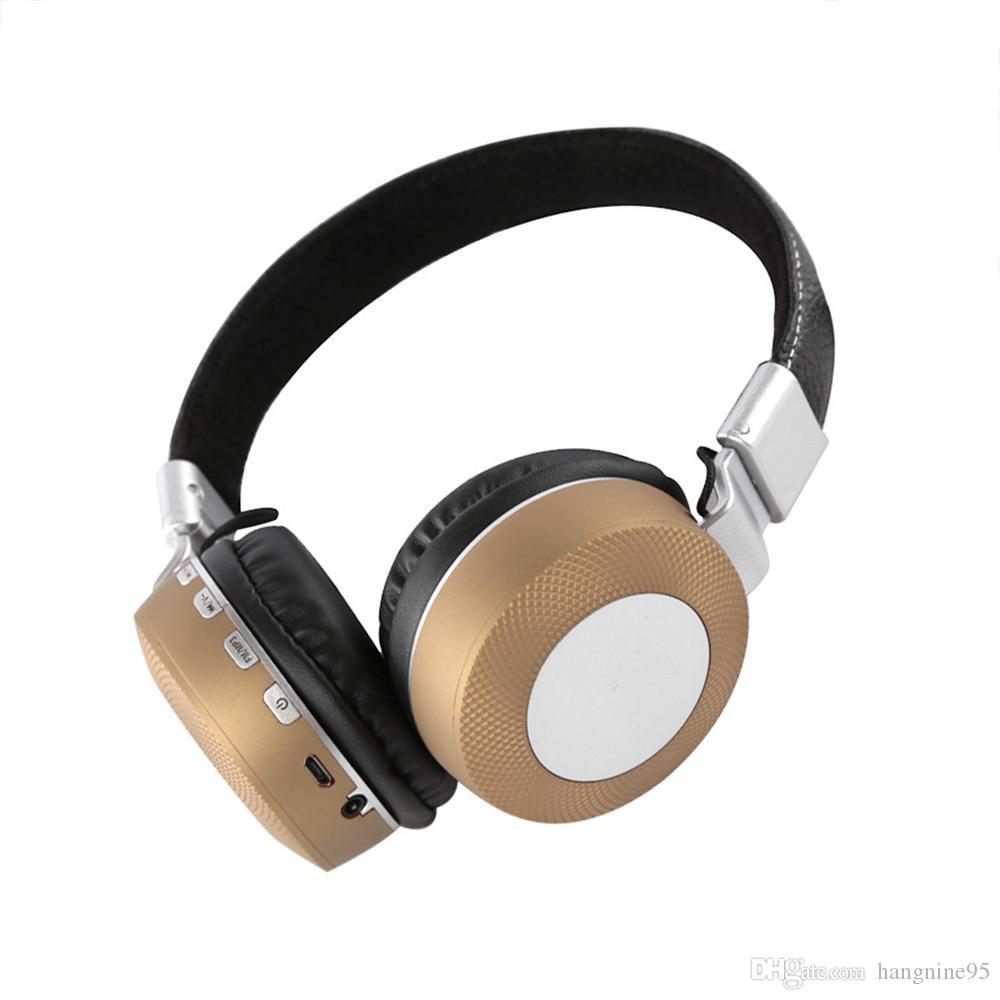 Meilleur Casque Audio Nouveau Casque Stéréo Sans Fil Sport Bluetooth