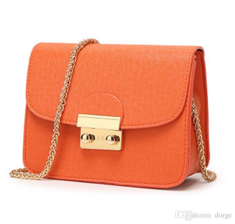 a4858f05e2a MONSTA X Bags for women 2018 PU leather handbags Chain Solid Shoulder Bag  Women mini bags Crossbody Bags Bolsa Feminina