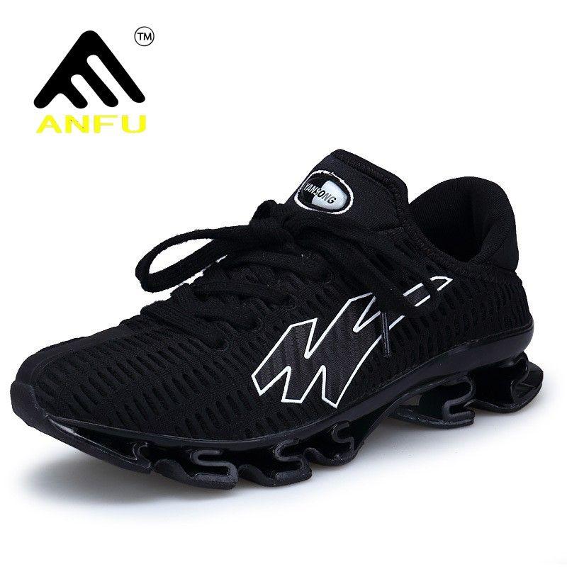 Surface Taille Non Grande 48 Running Slip Marque Creuse Net Semelle Zapatos Hombre Chaussures Sneakers Sport Baskets De Bas kTiPXuOZ