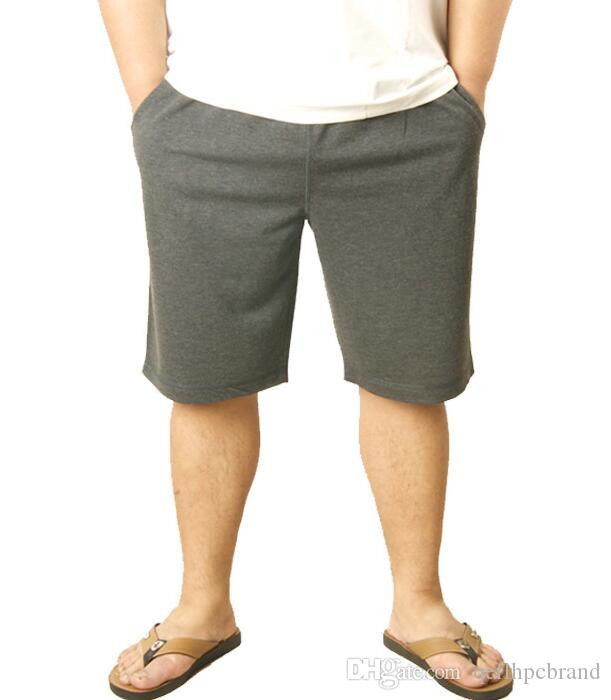Мужская одежда. 75% хлопок. Бодибилдинг шорты. Мужские брюки. Большой код Летом. Жир. Пляжные шорты. Широкие мужские шорты. Ventilation.ADK04