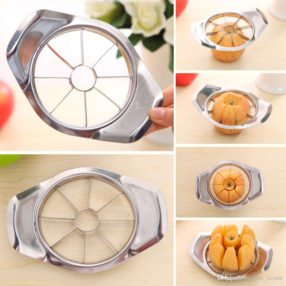 Convenient Apple Slicer Cutting Corer Apple Slice Knife Kitchen Cooking Vegetable Tools Chopper Kitchen Gadgets and Accessories